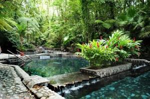 eco pool swim